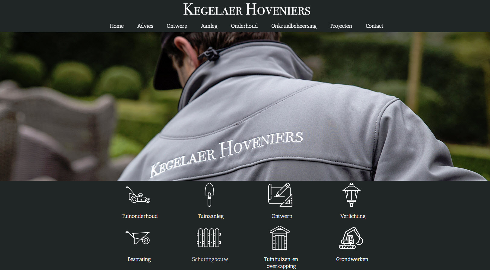 Kegelaer Hoveniers